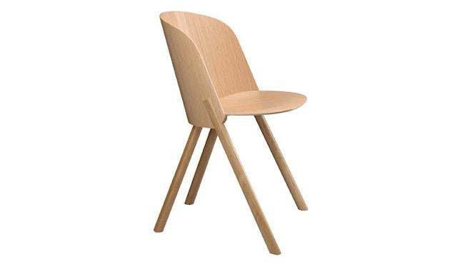 E15 - CH05 This Stuhl - klar lackiert - 1
