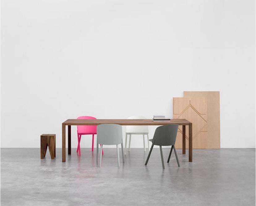 E15 - CH05 This Stuhl - klar lackiert - 4