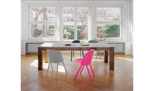 E15 - CH05 This Stuhl - klar lackiert - 5