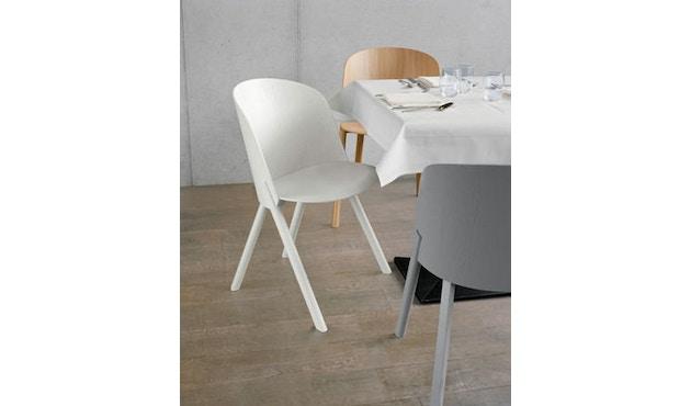 E15 - CH05 This Stuhl - klar lackiert - 6