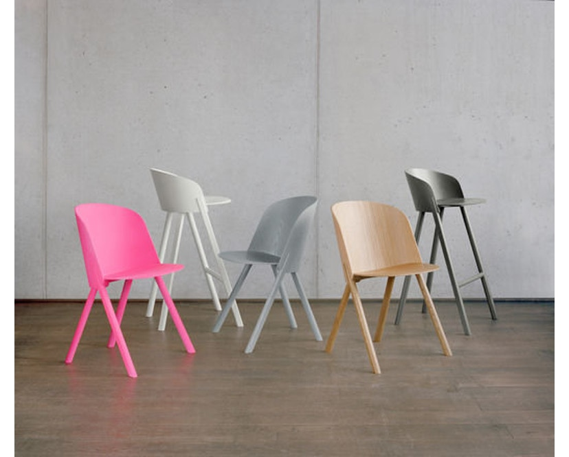 E15 - CH05 This Stuhl - klar lackiert - 8