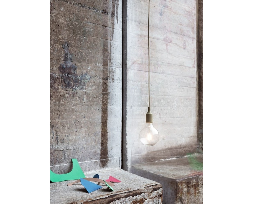 Muuto - Suspension E 27 LED - 5