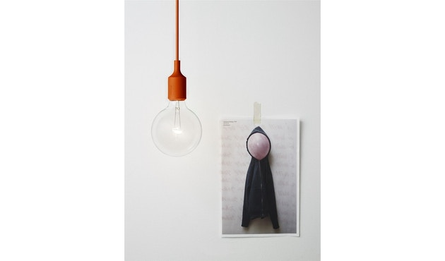 Muuto - Suspension E 27 LED - 3