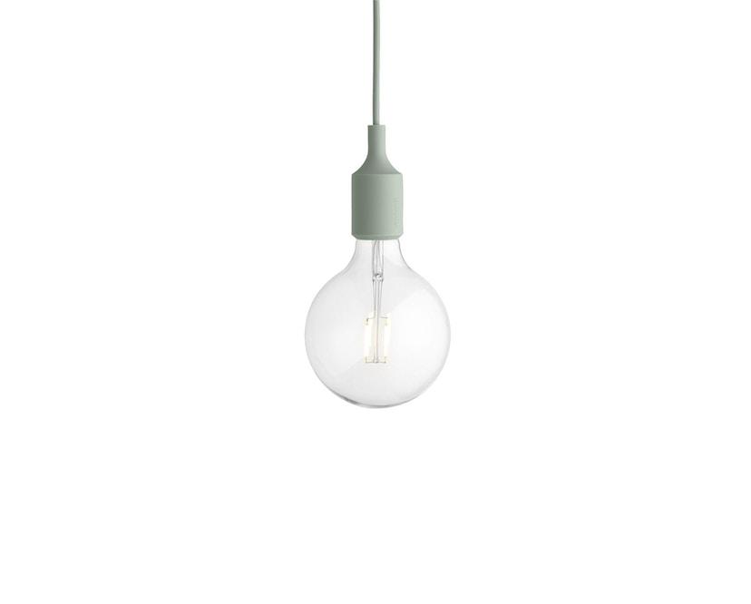 Muuto - Hängeleuchte E27 - LED - hellgrün - 4
