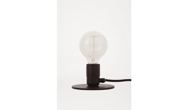 Frama - E27 tafellamp - zwart mat - 1