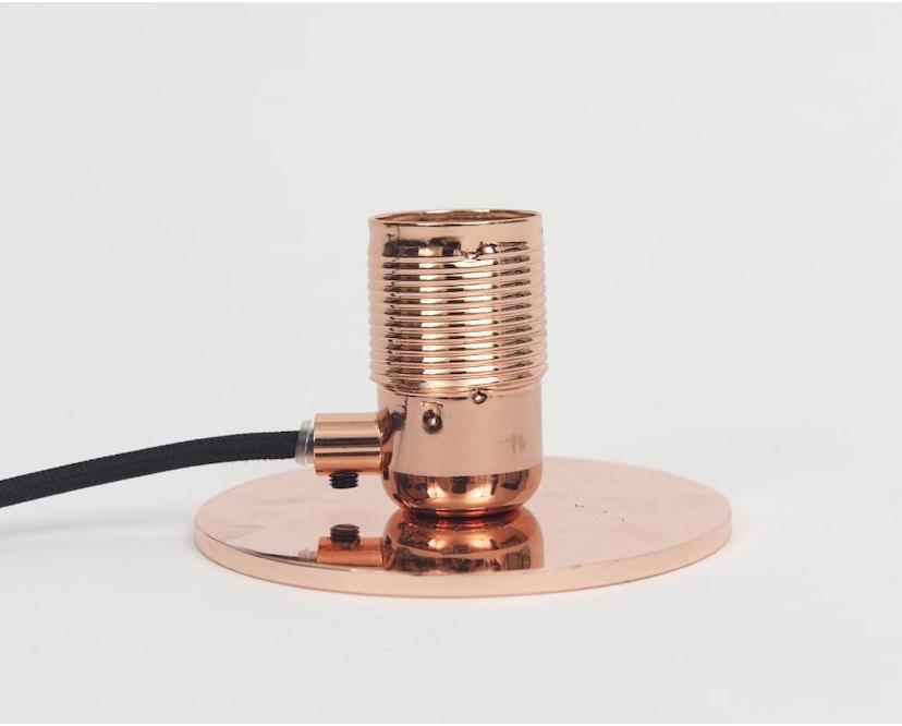 Frama - E27 Tischleuchte - copper - 2