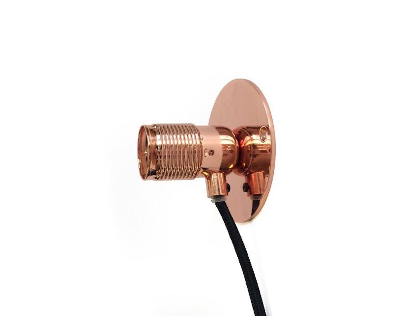 Frama - E27 Wandleuchte - copper - Ø 10 cm - 3