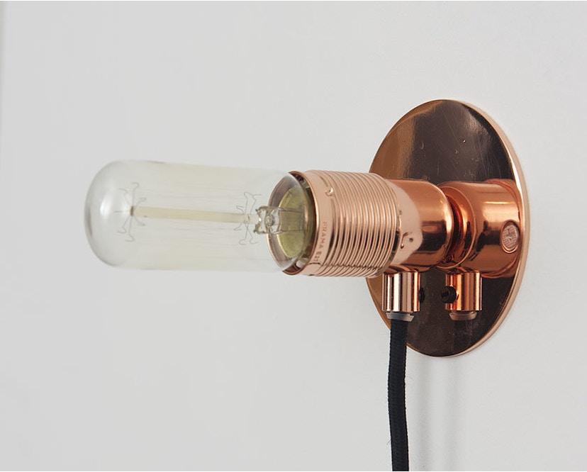 Frama - E27 Wandleuchte - copper - Ø 10 cm - 5
