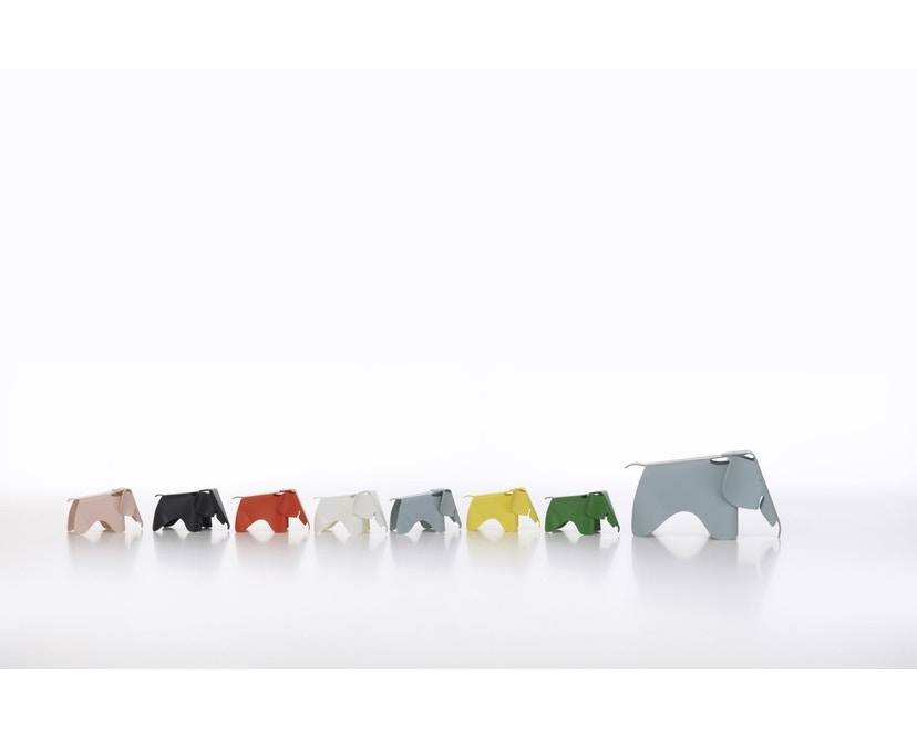 Vitra - Eames Elephant klein - weiß - 5