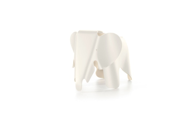 Vitra - Eames Elephant klein - wit - 2