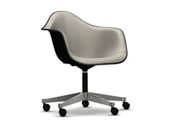 Eames Plastic Armchair Vollpolster - Vitra