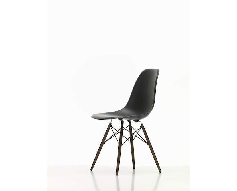 Vitra - DSW Gestell dunkel - basic dark - Sitzhöhe 43 - 2