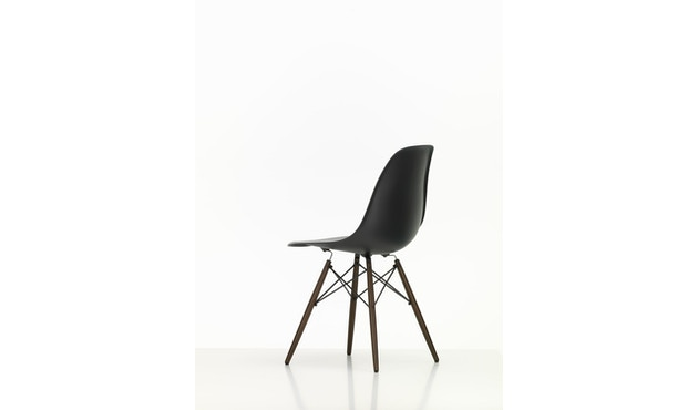 Vitra - DSW Gestell dunkel - basic dark - Sitzhöhe 43 - 3