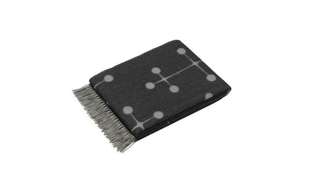 Vitra - Eames wollen deken - Dot Pattern - zwart - 1