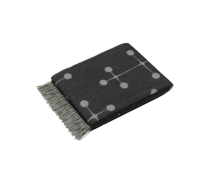 Vitra - Eames Wolldecke - Dot Pattern - schwarz - 1