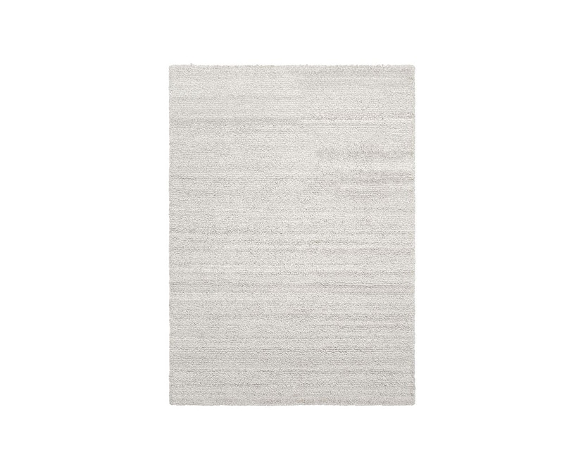ferm LIVING - Loop Teppich - Ease - 140 x 200 cm - weiß - 1