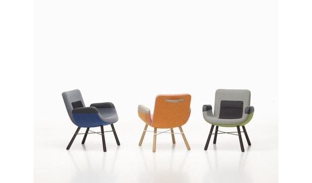 Vitra - East River Chair Sessel - 4