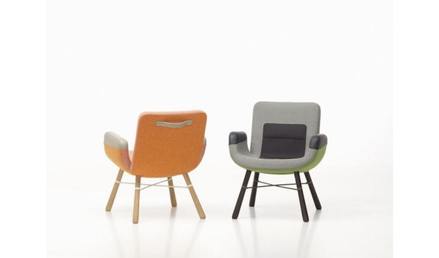 Vitra - East River Chair Sessel - 3