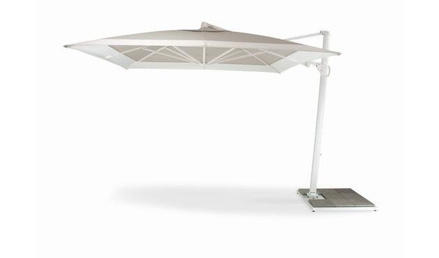 Vlaemynck - Easy Shadow Sonnenschirm -Weiß-LED- ecru - 2
