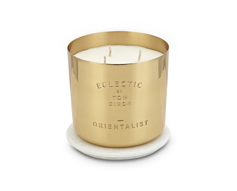 Tom Dixon - Eclectic Kerze Orientalist - Gold - L - 1