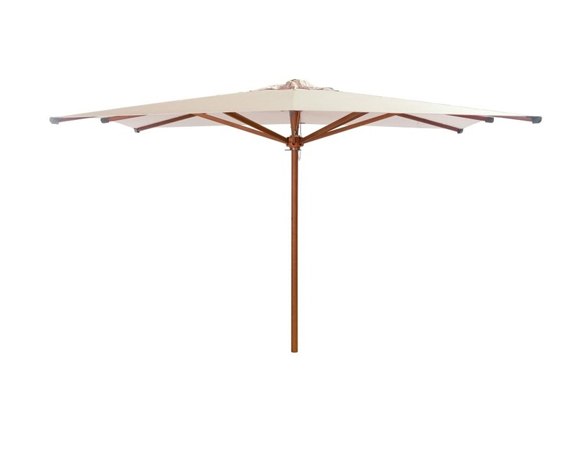 Tribù - Eclipse hout parasol - rond - 02 Canvas - 1
