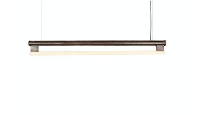 EIFFEL Hängeleuchte - brünierter Stahl