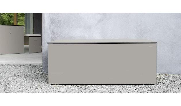 Conmoto - FORTE opbergbox voor kussens  - M - taupe - 3