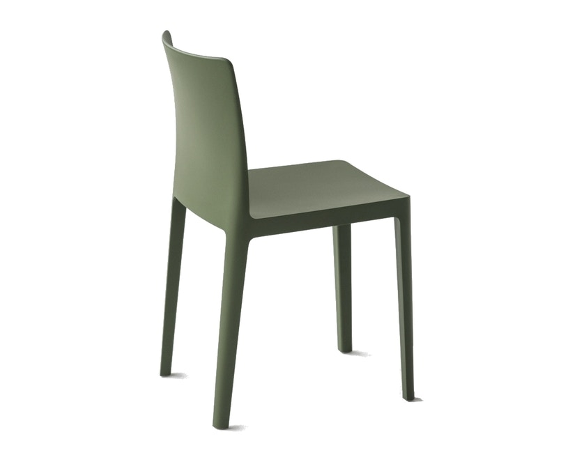 HAY - Chaise Elementaire - olive - 3