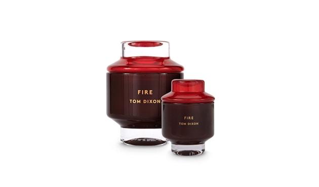 Tom Dixon - Elements Duftkerze - Feuer - L - 4