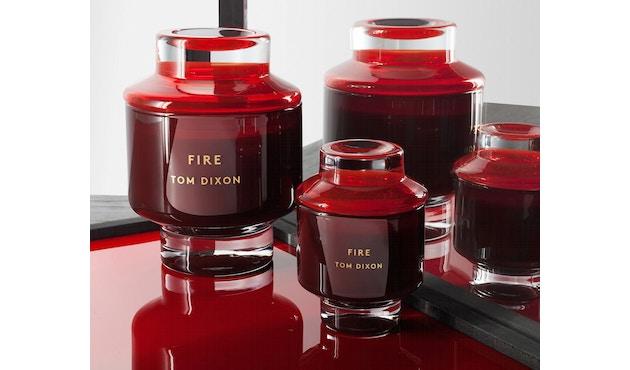 Tom Dixon - Elements Duftkerze - Feuer - L - 6