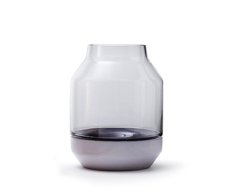 Muuto - Elevated Vase - grey - 2