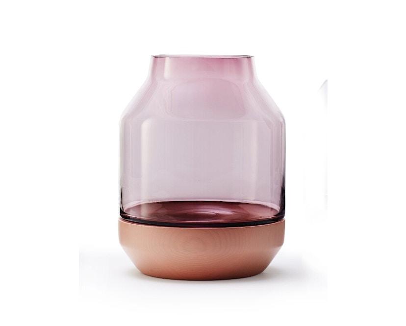 Muuto - Elevated Vase - rose - 2