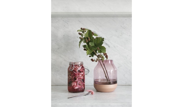 Muuto - Elevated Vase - grey - 5