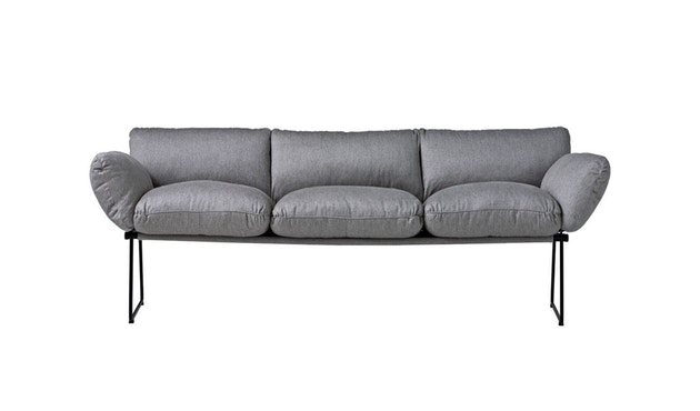 Driade - Elisa Outdoor 3-Sitzer Sofa Schutzbezug - 1