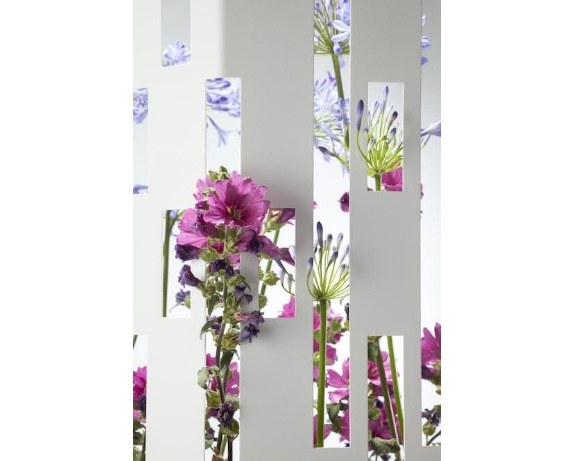Flora - Elmas 120 Pflanzengefäß - Weiß  - 6