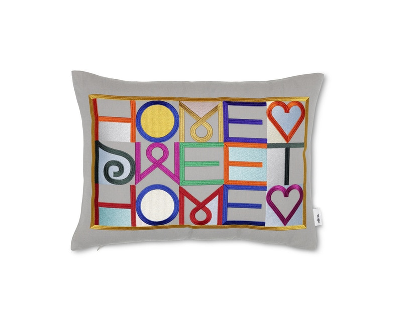 Vitra - Home Sweet Home Kissen - 3