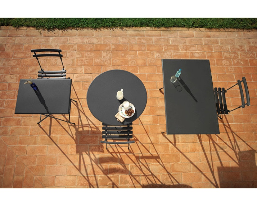 Emu - Arc en Ciel klaptafel - rond - 3