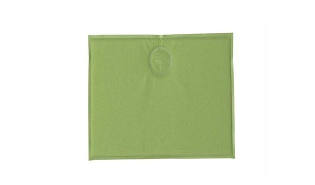 Emu - Magnetisches Sitzkissen - quadratisch - grün - 1