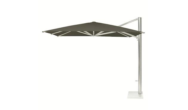 Emu - Shade Sonnenschirm mit Seitenmast - klein - taupe - 3