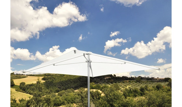 Emu - Parasol Shade - grand/carré - blanc - 4
