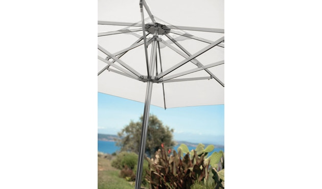 Emu - Parasol Shade - grand/carré - blanc - 6