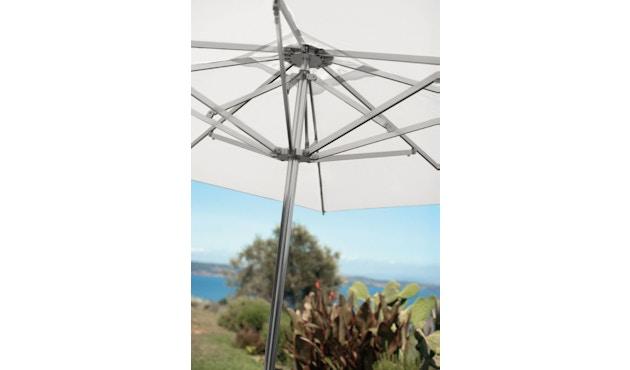 Emu - Shade parasol - vierkant - klein - wit - 6