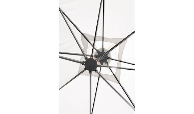 Emu - Shade parasol - vierkant - klein - wit - 7