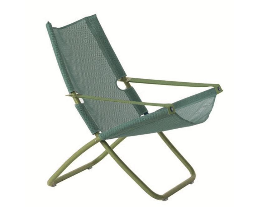 Emu - Chaise longue Snooze - vert / menthe - 1