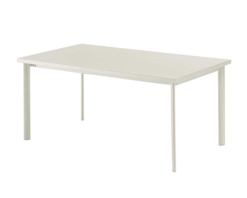 Emu - Star Tisch L - weiß - 3