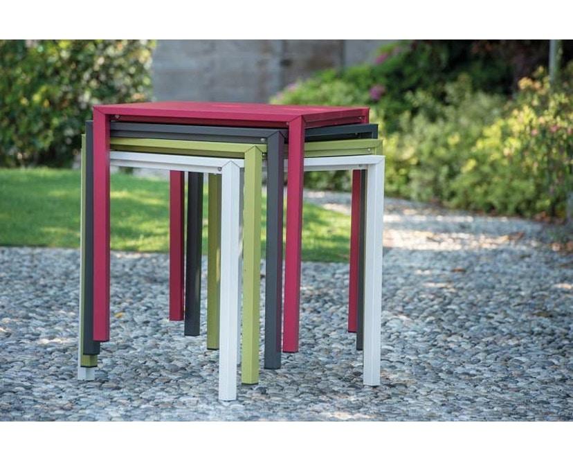 Emu - Star Tisch S - weiß - 8