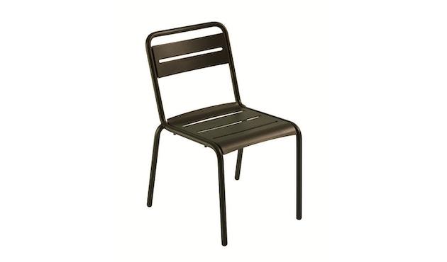 Emu - Star stoel - donkerbruin - 1