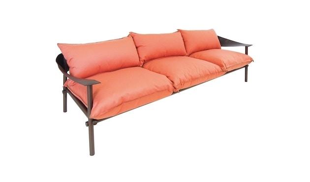Emu - Terramare Sofa 3-Sitzer - mattweiß - 1