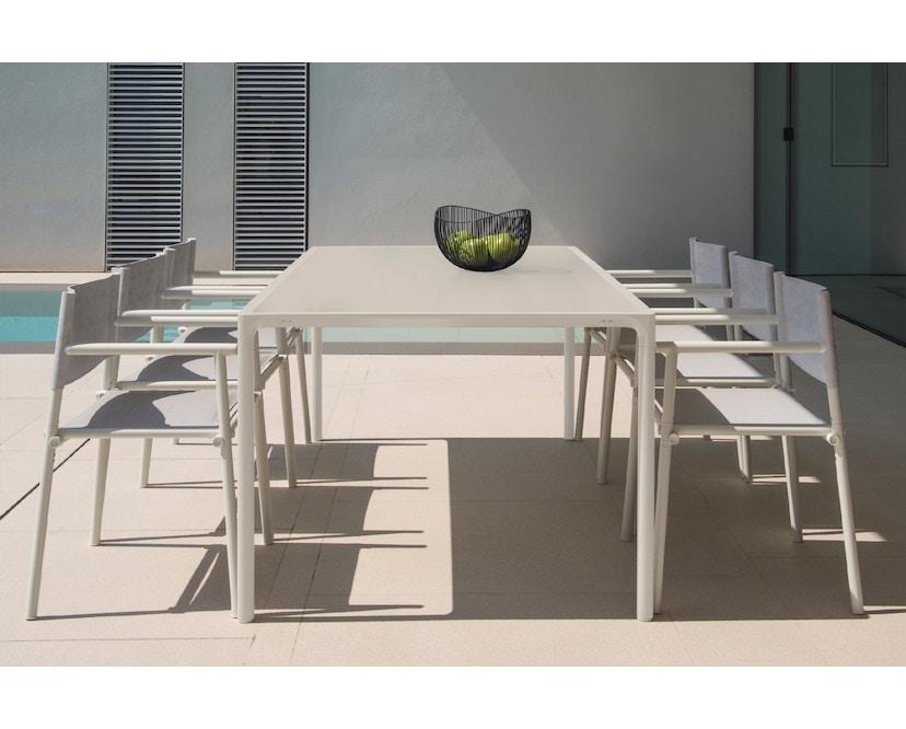Emu - Terramare Tisch - mattweiß - 3