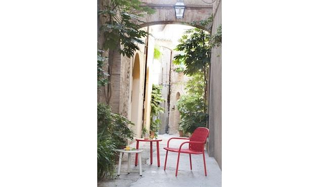 Emu - Fauteuil lounge Yard - rouge - 5